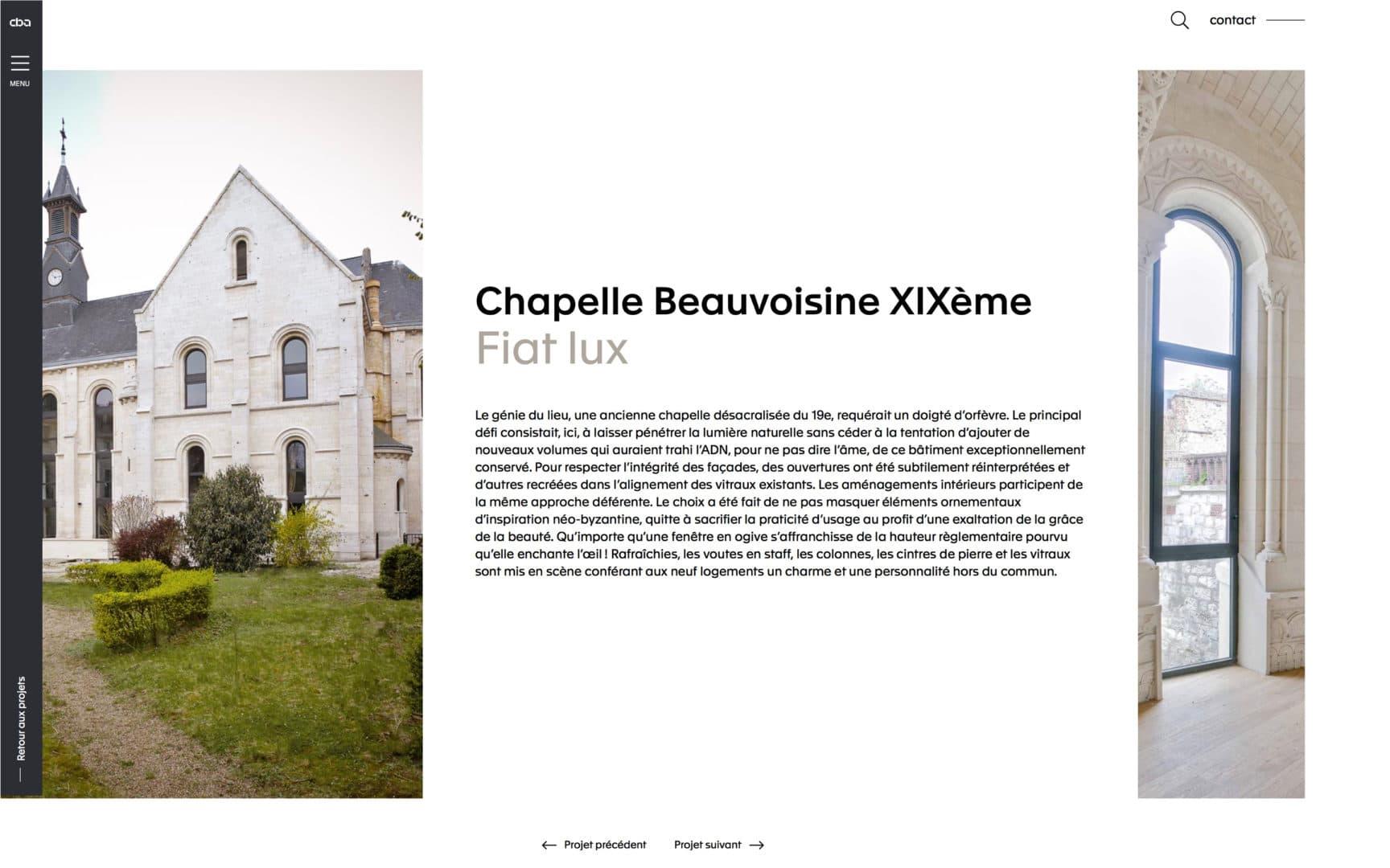Site vitrine - communication digitale rouen