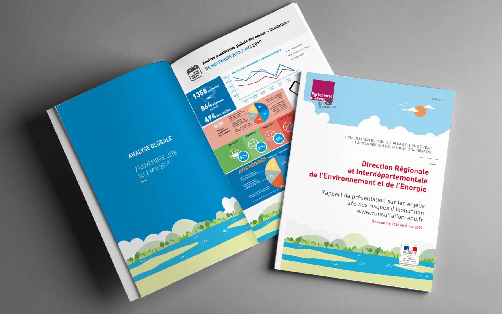Création et mise en ligne d'une plateforme nationale de concertation pour l'agence de l'eau
